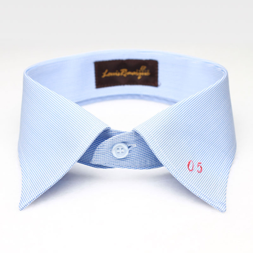 Louis remarque shirts for What is a spread collar shirt